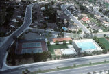 [Sierra Recreation Center and Madrid Homes aerial view slide].