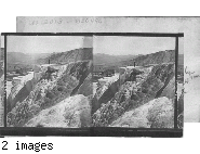 Mound Terrace N.E. to Mammoth Hot Springs Hotel. Obsolete. Use for V26496 in World Tour #346.