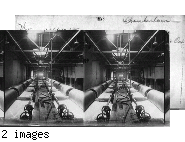 Vicker Machine Where Pulp is Stored Previous to Drying Abitibi Power & Paper Co. Ont.
