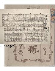 Ika mēi shū – Tōji hakkō meii kagami