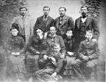 John Ellis Garner, Sr., May 1, 1820 - February 6, 1889