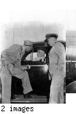 President Franklin D. Roosevelt visits Naval Amphibious Base Coronado, c. 1943