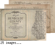 Atlas of Humboldt County, California compiled from official records and private sources and surveys