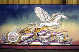 Artist Sketch of 1992 Tournament of Roses Parade Parade Float by Raul R. Rodriguez