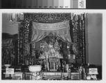 Bok Kai Temple Altar