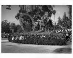 Pasadena Tournament of Roses Parade--Arcadia Float, 1938