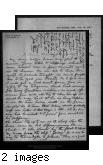 Letter from John Muir to Wife [Louie Strentzel Muir], 1897 Aug 22.