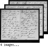 Letter from Cha[rle]s Warren Stoddard to John Muir, 1901 Jul 7.