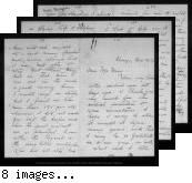 Letter from May Morgan to John Muir, 1903 Mar 14.