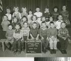 Kindergarten Class, 1962