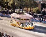 Pasadena Tournament of Roses Parade--Arcadia Float, 1988
