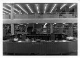 Whittier Public Library Mezzanine