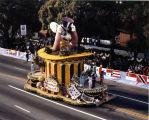 Pasadena Tournament of Roses Parade--Arcadia Float, 1987