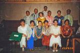The Simbang Gabi Choir at the Mary Star of the Sea Church in Oxnard, CA.