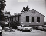 Government military surplus barrack building, 1960s