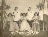 Queen Nora Ventura (Talaugon) and Her Entourage Celebrate the Laoag Fiesta