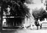 Fallon-Tehan house, (c. 1912), photograph