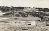 10th F.A. Motor Park, Camp Ord, Near Salinas, Calif.