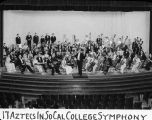 Aztecs in So Cal College Symphony / Lee Passmore