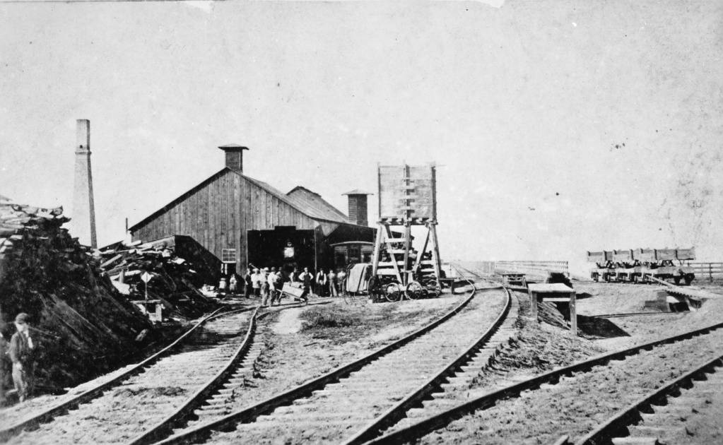 History of the First Transcontinental Railroad