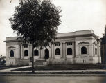 South Pasadena Public Library, about 1908