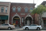 [Photograph of Richmond's Fire Station #1 building]