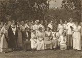 Girls' Glee Club, 1914