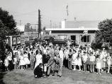 Groundbreaking for City Hall, c. 1965