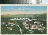 Postcard of Morgan Hill From Nob Hill, Santa Clara Valley, California
