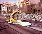 Pasadena Tournament of Roses Parade--Arcadia Float, 1969