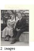 Bill Henry with Pat Nixon
