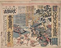 Koryūsai nobose hikisage Gozōen