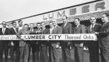 Timber Time - opening of Lumber City store
