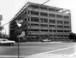 Construction of Hillcrest Medical Center in Inglewood, California