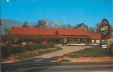 postcard of Thomas Winery building