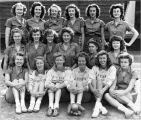 [Women's softball team]