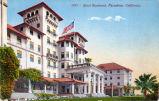 Postcard:  Second Raymond Hotel