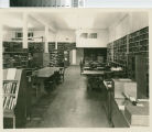 Berkeley Public Library, temporary quarters, 1930, Main Reading Room