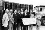 Refuse-to-Energy plant ceremony