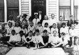 1st grade Yorba Linda Grammar School 1919-20