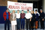 Welcome Jiquilpan, Mexico--Inglewood Sister City