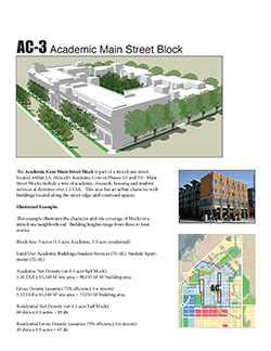AC-3 Academic Main Street Block