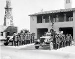 Los Angeles County Fire Station, Norwalk, California
