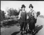 2 Female Pacific Gas and Electric Line Workers