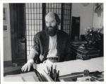 Photograph of Arvo Pärt, Composer