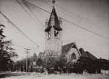 Photograph of the First Methodist Episcopal Church in Santa Ana