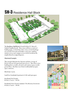 SN-3 Resident Hall Block