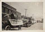 The Cherry Festival Parade, 1919.