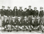 Banning Police Department group photograph in 1961