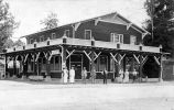Amador Valley Hotel, (c. 1930), postcard